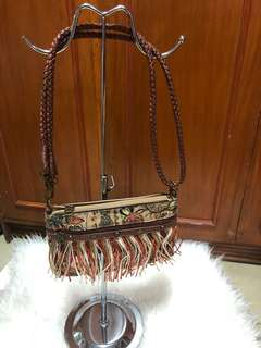 Shoulder Bag Sak Roots
