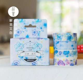 Floral Washi Tapes🌼