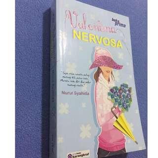 Novel Melayu : Valentina Nervosa