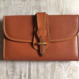 REPRICED!! Dooney and Bourke Checkbook Case/Card Case/Wallet