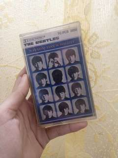The Beatles - A Hard Day's Night Cassette Collectible