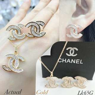 Chanel Jewelry Set