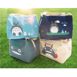 Totoro thermal cooler bag