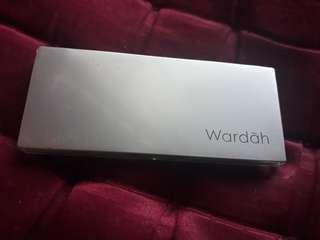 Wardah lip palette lipstik shade chocoaholic