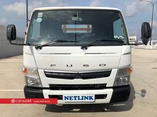 Mitsubishi Fuso Canter FECX1