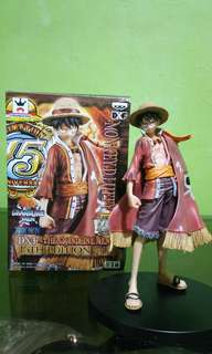 Luffy Action Figure