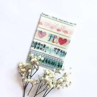 Washi Tape sample