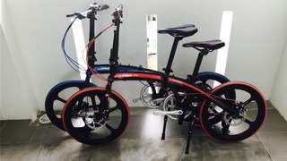 New High Quality Foldable Bicycle
