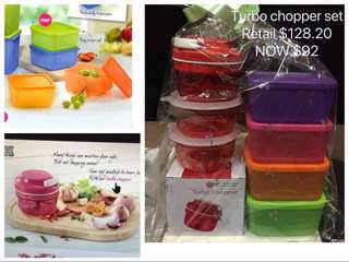 Festive Tupperware gifts