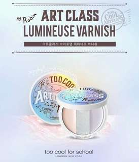 By Rodin Art Class Lumineuse Varnish