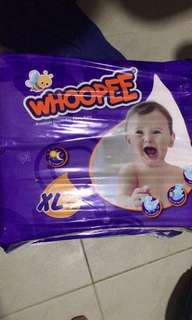 New Whoopee Pampers