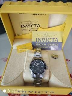 INVICTA 8932 潛水錶 200米防水 39mm錶面