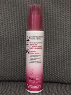2Chic Leave-in Conditioning & Styling Elixir