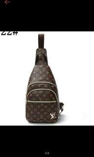 LOUIS VUITTON Class A Body Bag