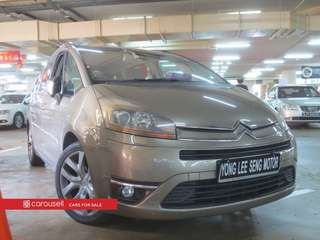 Citroen Grand C4 Picasso 1.6A THP Exclusive