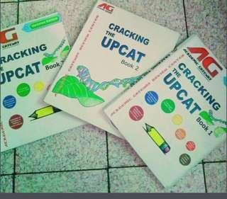 UPCAT BOOK REVIEWER
