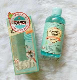 Etude House Wonder Pore Facial Freshner 250ml