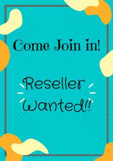 Reseller Position!