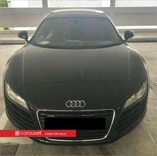 Audi R8 4.2A FSI Quattro R-tronic