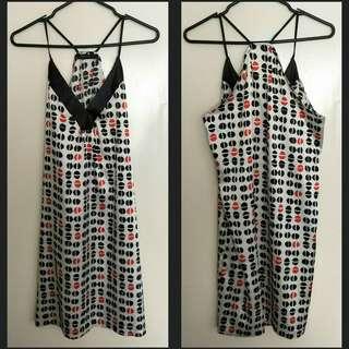 Zara Satin Dress L