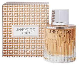 jimmy choo illicit 100ml EDP perfume Brand new tags