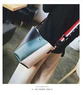 2 in 1 Korean Bag