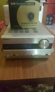 Onkyo Sa-205 HD av reciever