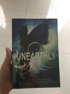 Unearthly by Chynthia Hand