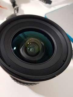 Tokina 11-16mm f/2.8 DX (nikon mount)