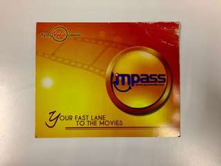 Movie Pass - Sale