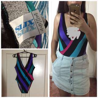 Slix One Piece Swimsuit