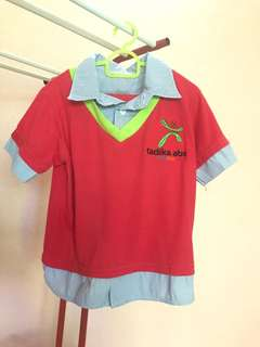 Tadika ABS Uniform size M