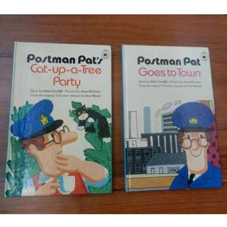 Postman Pat / Bugs Bunny / Super Ted / Snow White and the Seven Dwarfs / The Three Little Pigs