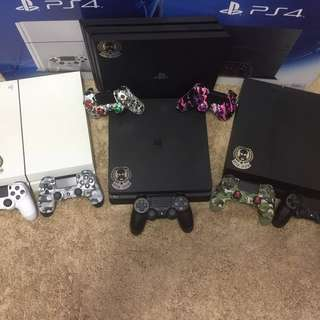 PS4 For Rent