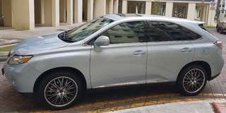 Lexus RX350 3.5 Auto Luxury Moonroof