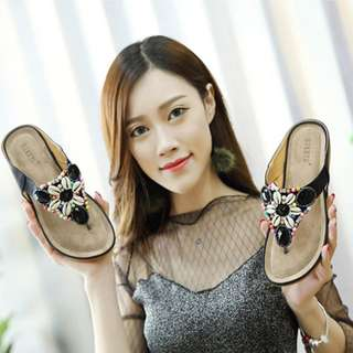 Fliptop Dupe Slippers 2 Size 35-40