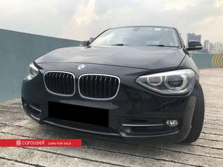 BMW 1 Series 118i 5DR