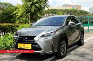 Toyota Lexus NX Hybrid Executive
