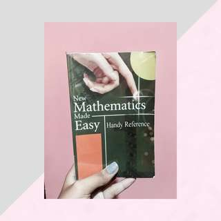 Preloved | Math Made Easy Review Book