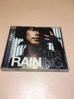 Rain CD IT'SRainING