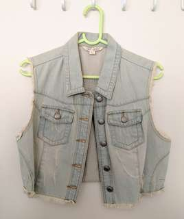 Jay Jays Denim Vest / Jacket
