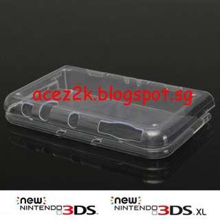 [BN] new 3DS XL / LL Soft TPU Case (Brand New)