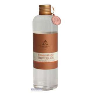 Frangipani Shower Gel With Thai Herbal Extracts