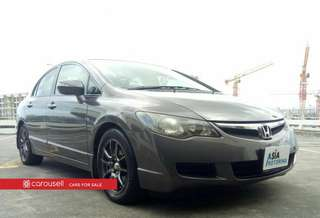 Honda Civic 1.8A VTi-S