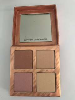 Urban decay after glow O.N.S highlighter palette
