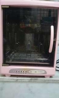 紫外線奶瓶消毒機(烘碗機)