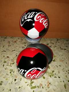 World cup coca cola snack and chip bowl