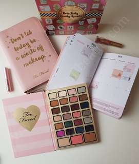 Too Faced Boss Lady Beauty Agenda Limited Edition