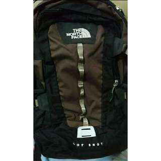 Northface Hotshot Ripstop backpack
