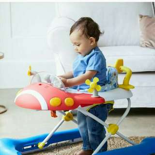 Baby walker plane 2in1 NEGO CINCAI